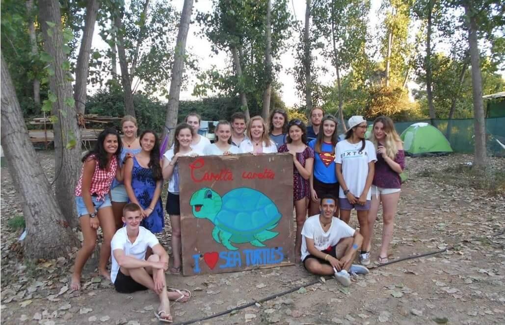 יוון – שימור צבי ים – מתחת לגיל 18