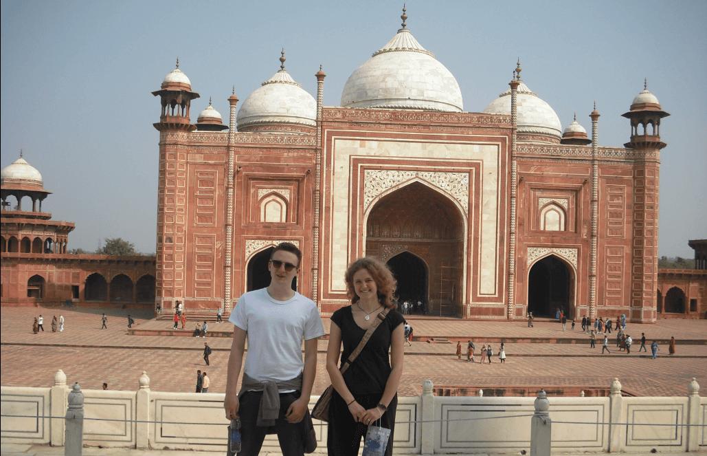 הודו – טיול מסע