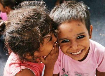 הודו – פעילות במקלט לילדי רחוב בדלהי