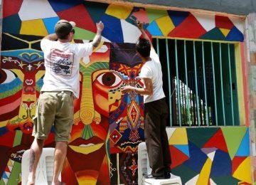 פיליפינים – שיפוץ ובנייה קהילתית בפלאוון