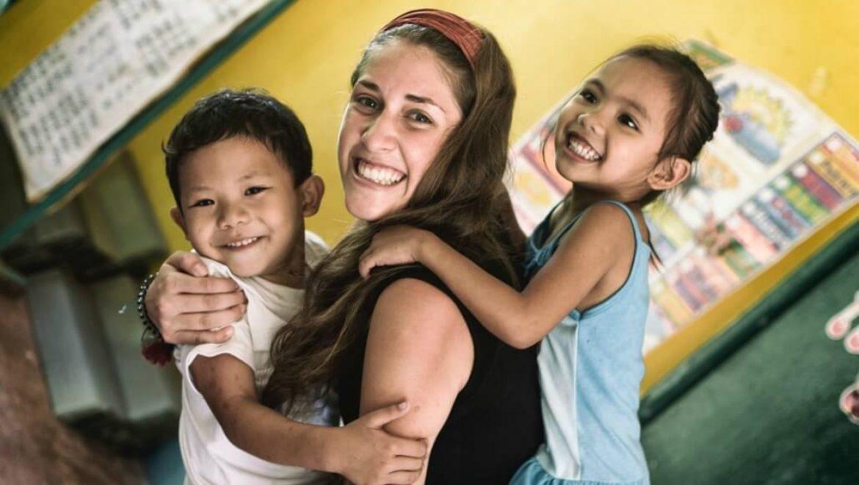 פיליפינים – סיוע בגן ילדים בפלאוון