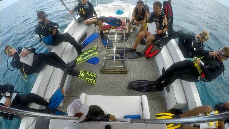 סיישל – צלילה ומחקר ימי