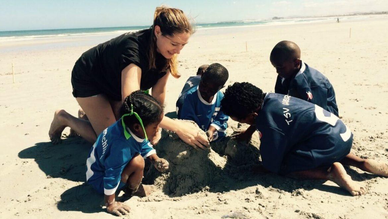 דרום אפריקה – פרויקטים קהילתיים בקייפטאון