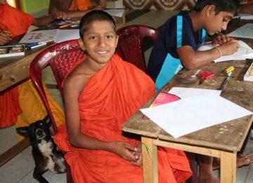 סרי לנקה – טיפול בילדים ופעילות קהילתית