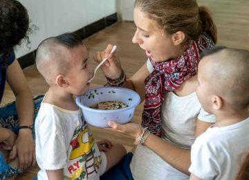 וייטנאם – מעורבות קהילתית בהו צ'י מין