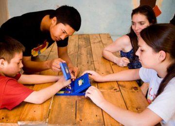 ארגנטינה – פעילות עם ילדים ולימוד ספרדית בבואנוס איירס