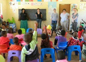 דרום אפריקה – רפואה קהילתית והעלאת מודעות לאיידס בסנט לוסיה