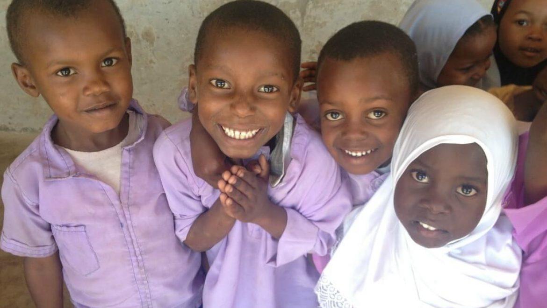 טנזניה – חינוך ופעילות עם הקהילה