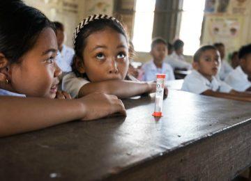 קמבודיה – חינוך לבריאות בקרב הקהילה