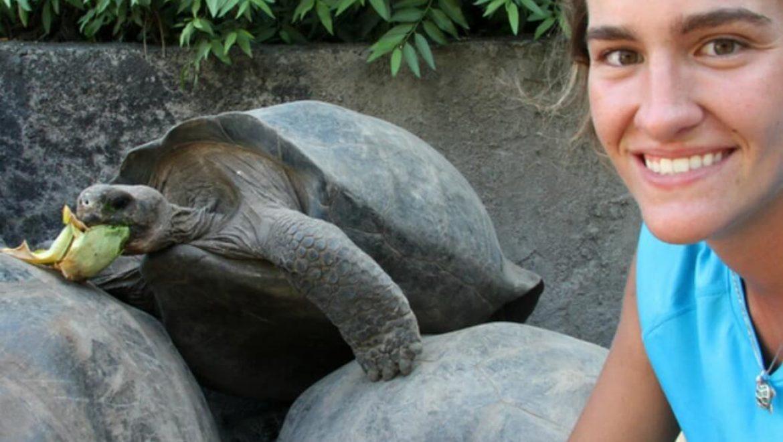 אקוודור – שימור צבי ענק באיי גלאפגוס