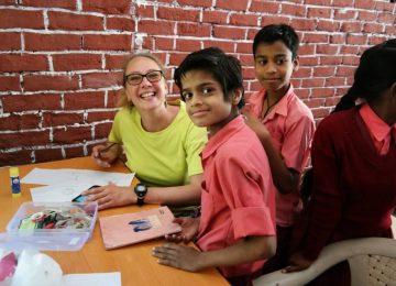 הודו – סיוע קהילתי ברג'סטאן